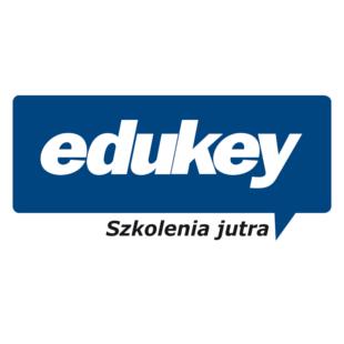 Logo Edukey kwadratowe